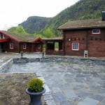 Palkmaja Norras