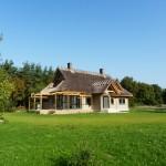 Liimpalkmaja Saaremaal